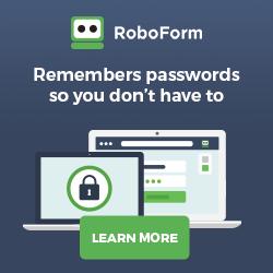 Legjobb jelszókezelő - RoboForm